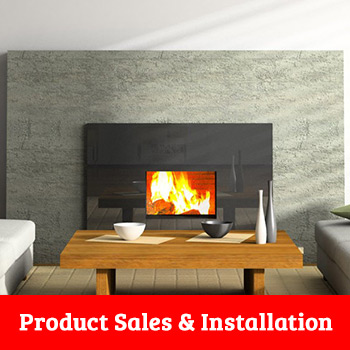 regal flame electric mounted built p wall log recessed fireplace heater lexington inch in ventless