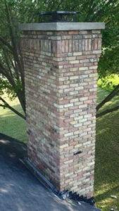 Identifying Chimney Masonry Damage - Harrisonburg VA - Old Dominion