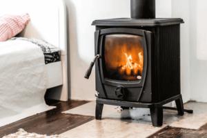 Gas vs Wood Stoves - Harrisonburg VA - Old Dominion Chimney Service