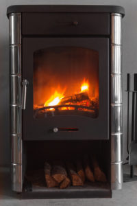 We can service your wood burning stove