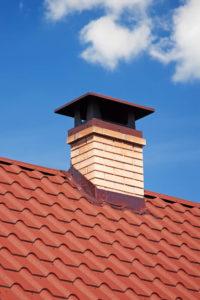 a lovely chimney cap